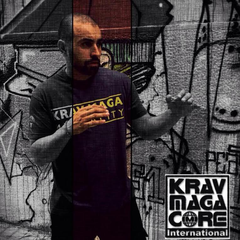 Απόστολος Ηλιόπουλος Krav Maga στο Fight Club Central Gym