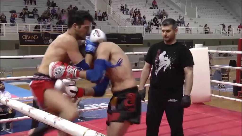International Fight Club Open 2016 – Grammenos Nikolaos (Gods' Camp)-Papathanasiou Stefanos (Pliakos Camp)